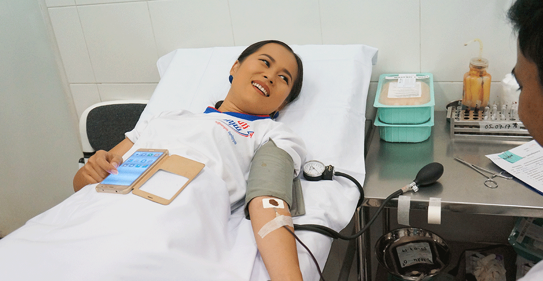 donated-blood